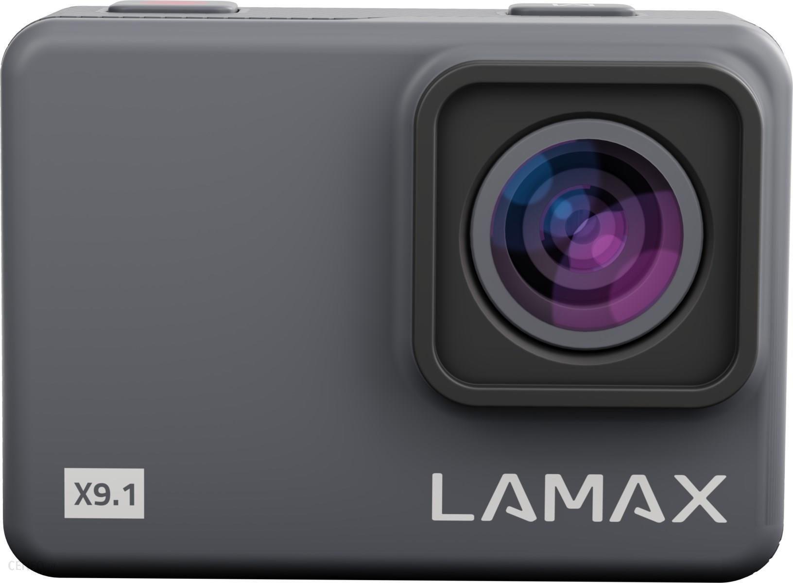 """""""Lamax X9.1"""" kamera juoda"""