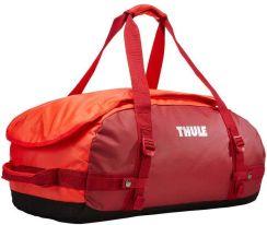 5dd668f9c9638 THULE Torba podróżna - plecak 2w1 mała 40L Thule Chasm - czerwony