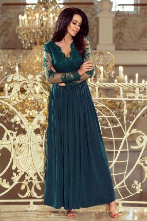 Piękna Sukienka Aurora Wesele L Ceny I Opinie Ceneopl