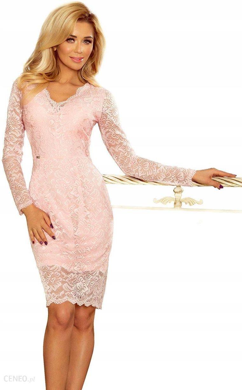 ff01f16d3e Romantyczna Koronkowa Sukienka Wesele Róż Xxl Ceny I Opinie Ceneopl