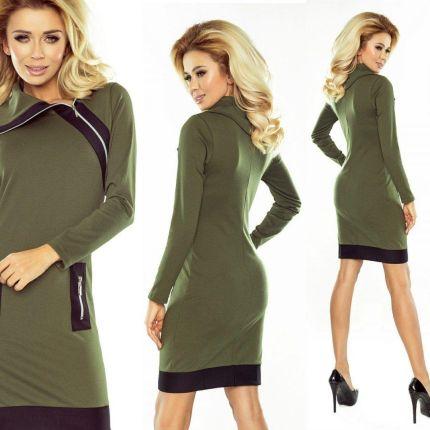 383ad3bab6 Numoco 180 3 Sukienka Koronkowa Wesele Zielona Xl Ceny I Opinie