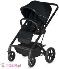 Cybex Balios S Denim Edition Lavastone Black spacerowy