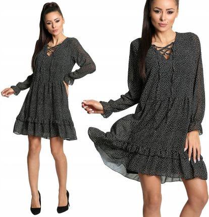 3a36267d Niepowtarzalna Jeansowa Sukienka Broadway! Wz.2 M - Ceny i opinie ...
