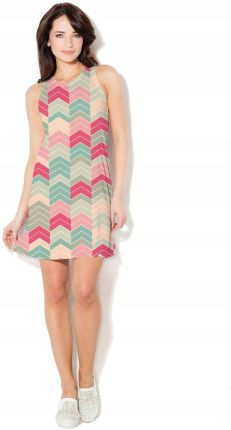 ab9825746c Kartes Moda Elegancka Maxi Kolorowa Sukienka w Typu Hiszpanka - Ceny ...