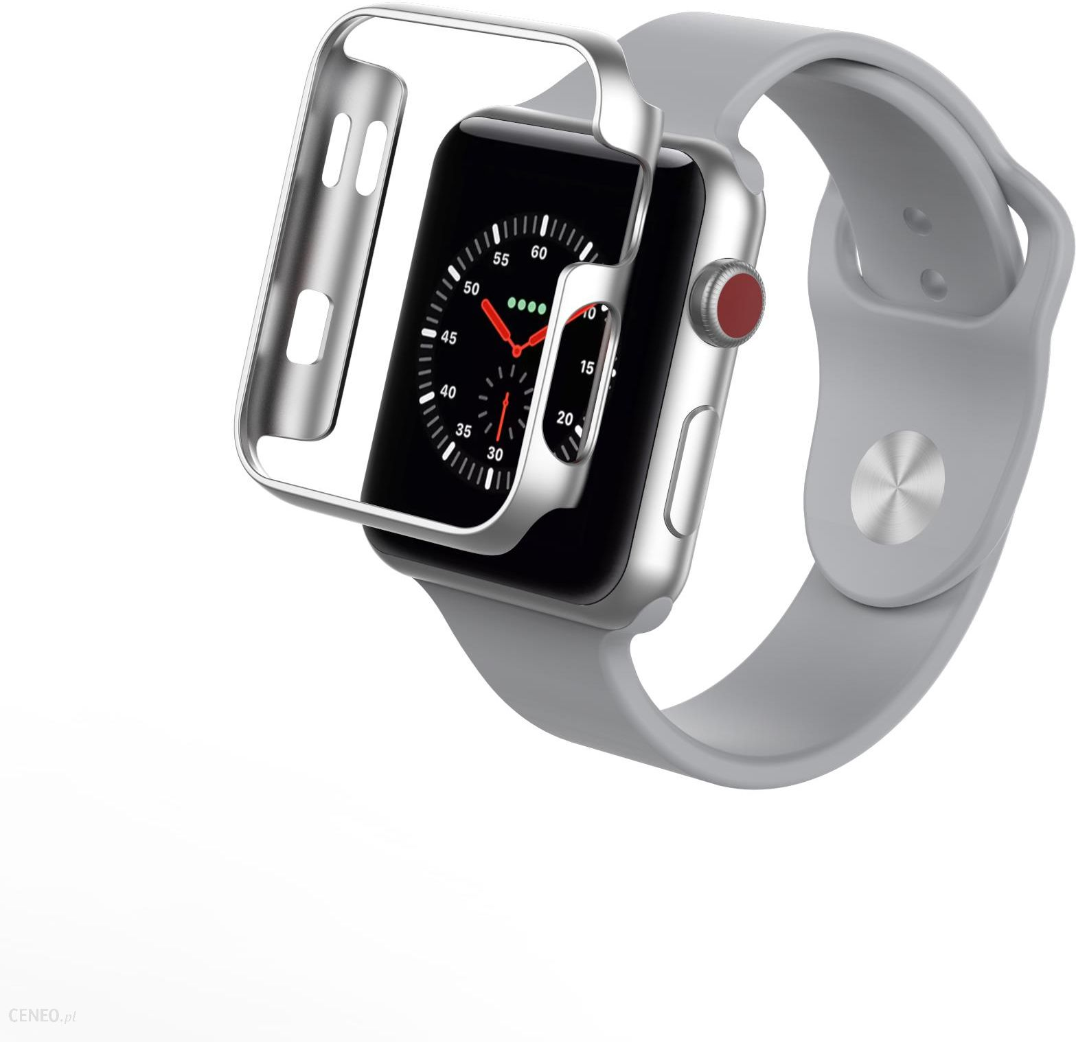 cheaper c6989 3c093 InvisibleShield Luxe Bumper Case for the Apple Watch