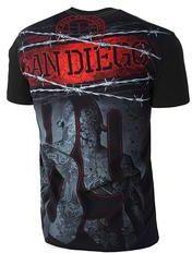 Pit Bull West Coast Koszulka Thug Life 89 Czarna (218057.9000) - Ceny i opinie T-shirty i koszulki męskie LZLN