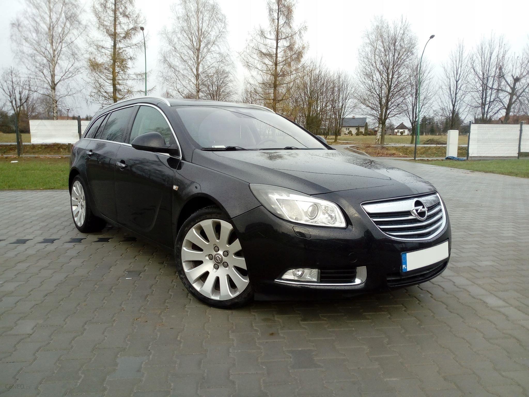 Opel Insignia Kombi 2 0 Cdti Ecotec Full Opcja Opinie I Ceny Na Ceneo Pl