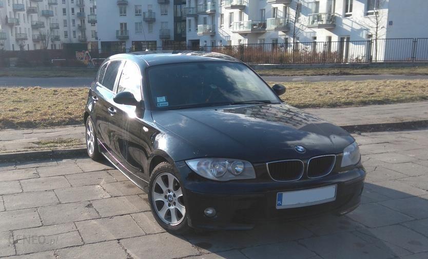 Bmw 120d Seria 1 E87 20 Diesel Opinie I Ceny Na Ceneopl