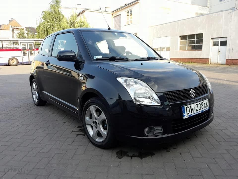 Zupełnie nowe Suzuki Swift 2008 KLIMA Zarejestrowany SPRAWNY100% - Opinie i ceny DG73
