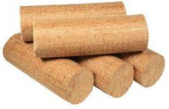 Materialy Opalowe Obi Brykiet Kominkowy Walce 10kg Opinie I Ceny Na Ceneo Pl