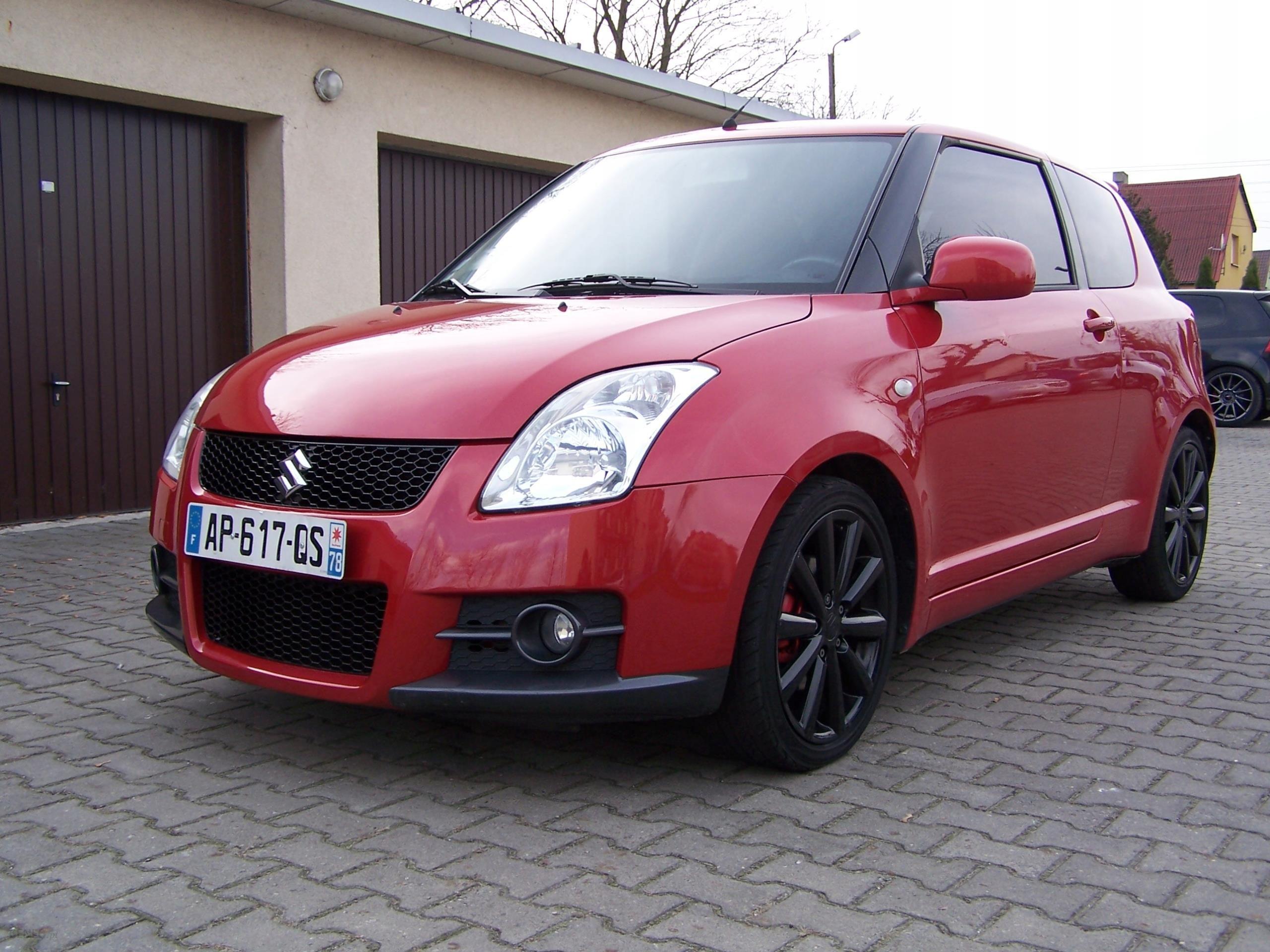Fantastyczny Suzuki Swift Sport 1.6 Benzyna 125 KM Klimatronik - Opinie i ceny IR97