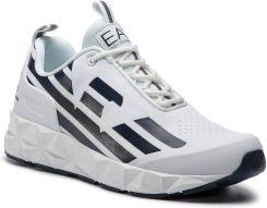 3e63fae9d Sneakersy EA7 EMPORIO ARMANI - X8X033 XCC52 B139 White/Navy eobuwie