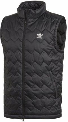 55067bc94ac35 Kamizelka męska adidas sst puffy vest czarna dh5028