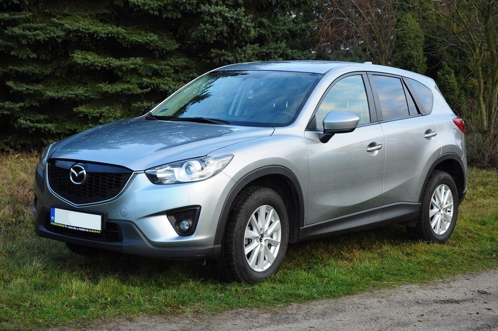 Niesamowite Samochód osobowy Mazda CX-5 POLECAM !!! - Opinie i ceny na Ceneo.pl CN18