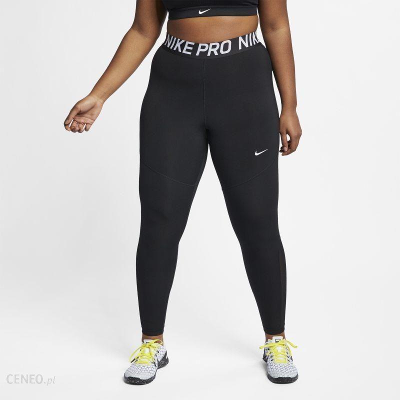 gorące wyprzedaże rozsądna cena odebrane Legginsy damskie Nike Pro (duże rozmiary) - Czerń - Ceny i opinie - Ceneo.pl