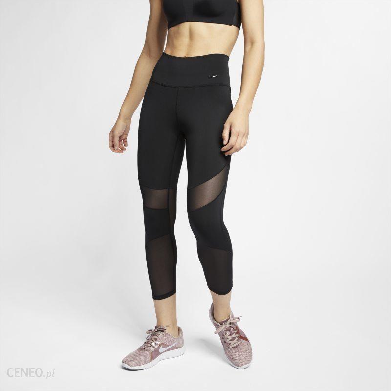 caac415d7bb0f9 Damskie spodnie treningowe Nike Fly - Czerń - Ceny i opinie - Ceneo.pl