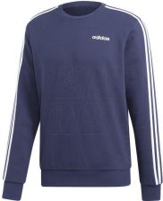 Adidas Essentials 3 Stripes Crewneck French Terry Ceny i