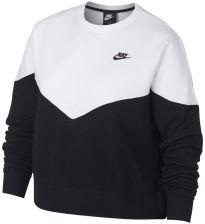 nike sportswear heritage bluza damska