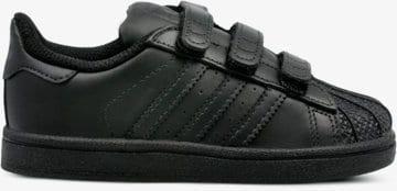adidas Superstar Foundation C BA8379 czarny ButyMarkowe.pl