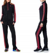 najlepiej kochany ograniczona guantity świetna jakość Dres, komplet damski Adidas Essential 3S AJ5953
