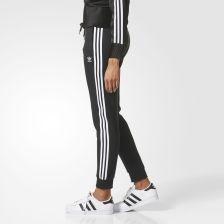 Dresy adidasa damskie w treggins Dresowe spodnie damskie