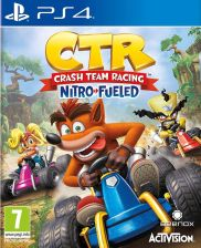 Crash Team Racing Nitro Fueled (Gra Ps4)