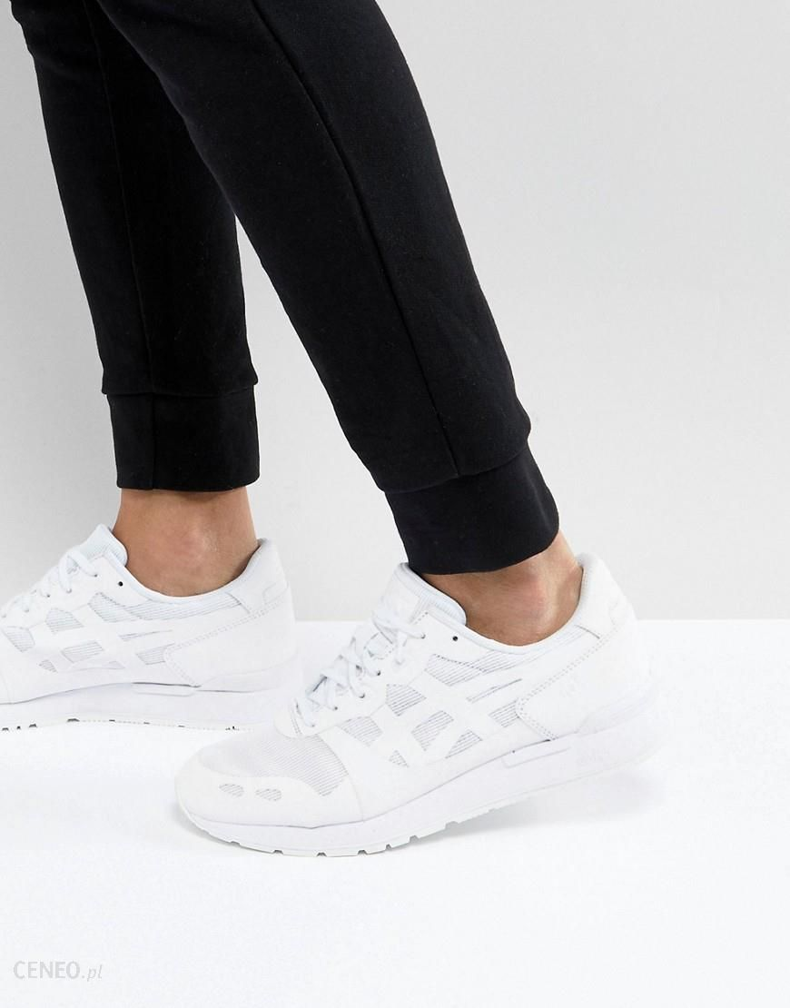 check out 42645 d75c0 Asics Gel-Lyte NS Trainers In White H8D4N-0101 - White - Ceneo.pl