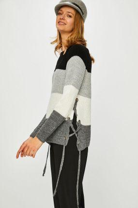 b6af0e4fcb79d2 Makadamia Ecru Sweter Lekki Długi bez Zapięcia 88,90zł. Haily's -  Sweter Dani answear