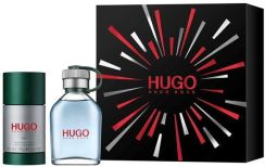 Hugo Boss Hugo Man woda toaletowa 75ml + dezodorant w sztyfcie 75ml