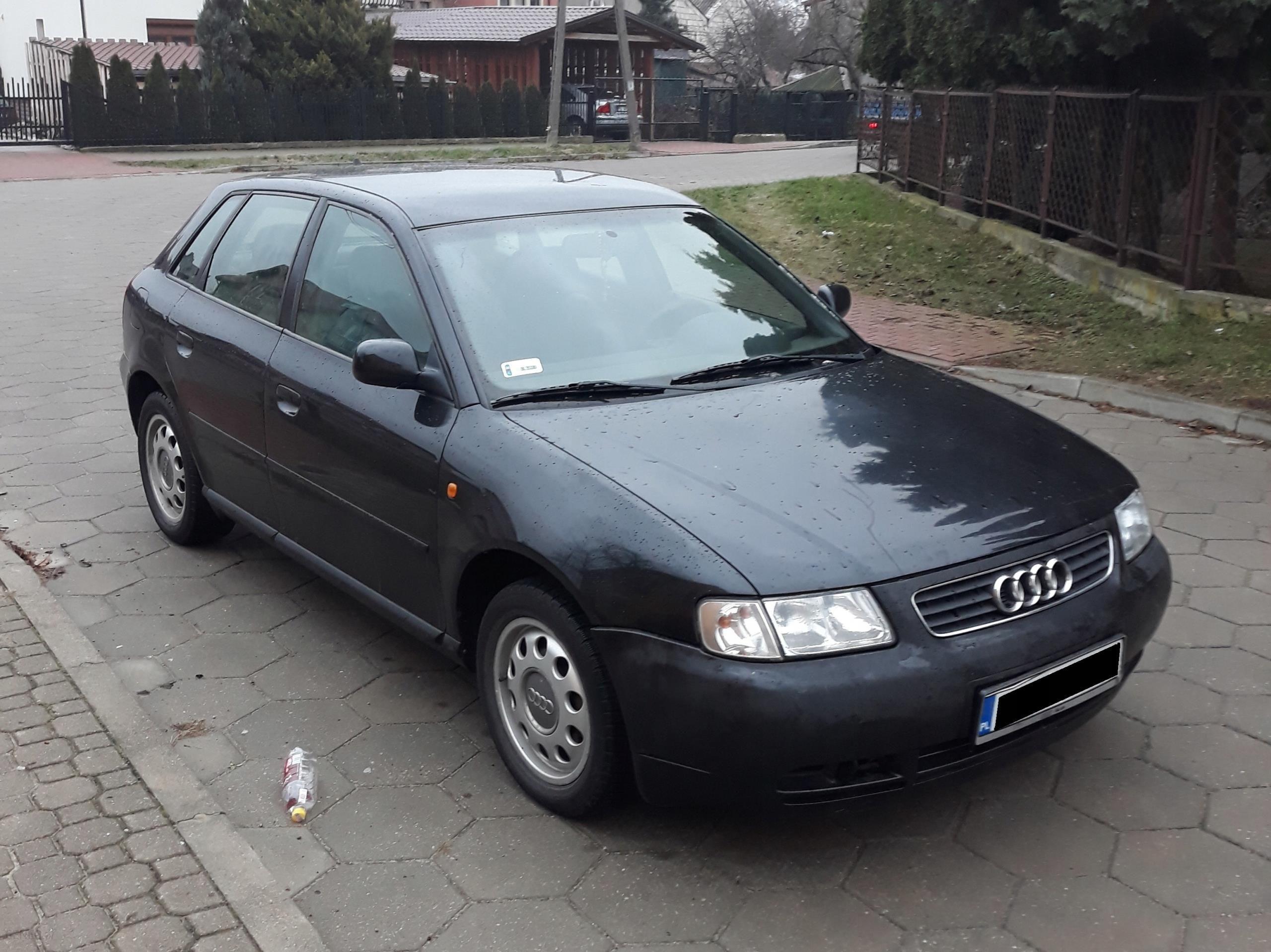 Audi A3 Benzyna Gaz Lpg 5 Drzwi Czarny Prywatnie Opinie I Ceny Na Ceneo Pl