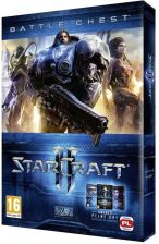 Starcraft II Battlechest (Gra PC)