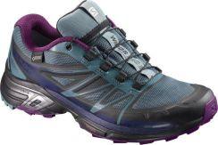 Buty biegowe trailowe damskie Wings Pro 2 GTX W Salomon