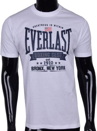 5fbe88df4 Podobne produkty do T-shirt Męski Z Nadrukiem Biały A 0002 Rozmiar_m. NOWA  koszulka EVERLAST biała K01450 r.