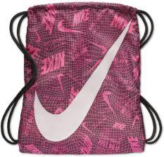 online store d34d0 63d6a Dziecięcy worek gimnastyczny Nike Graphic - Fiolet