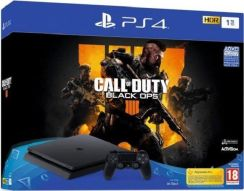 Sony PlayStation 4 Slim 1 TB + Call of Duty Black Ops IV