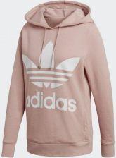 Bluza damska ADIDAS ORIGINALS Trefoil Hoodie Pink Ceny i opinie Ceneo.pl