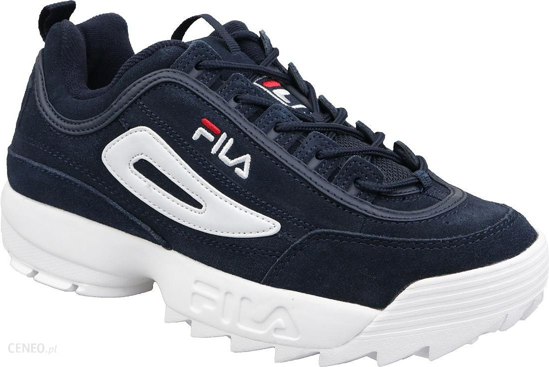 Buty męskie sneakersy Fila Disruptor Low 1010490 29Y