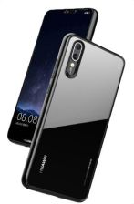 ROCK ETUI CLARITY CASE DO HUAWEI P20 CZARNY