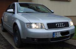 Sprzedam Audi A4 B6 18t 150km Avj Manual Opinie I Ceny Na Ceneopl