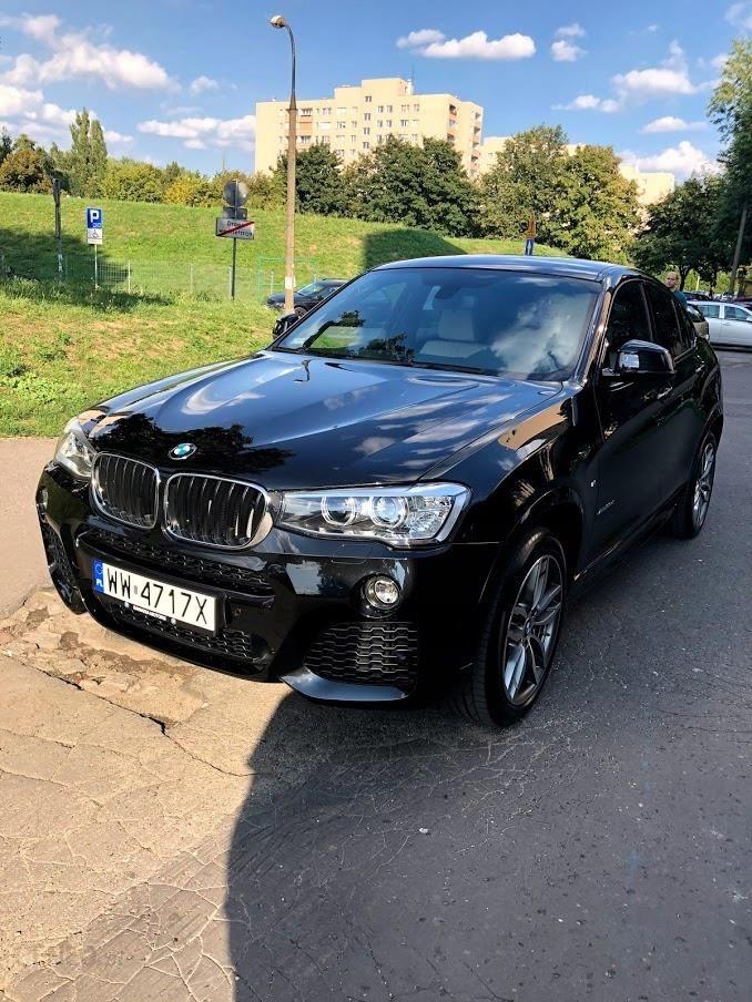 Góra BMW X4 - przejecie leasingu - niska rata 1700zł ! - Opinie i ceny RD04