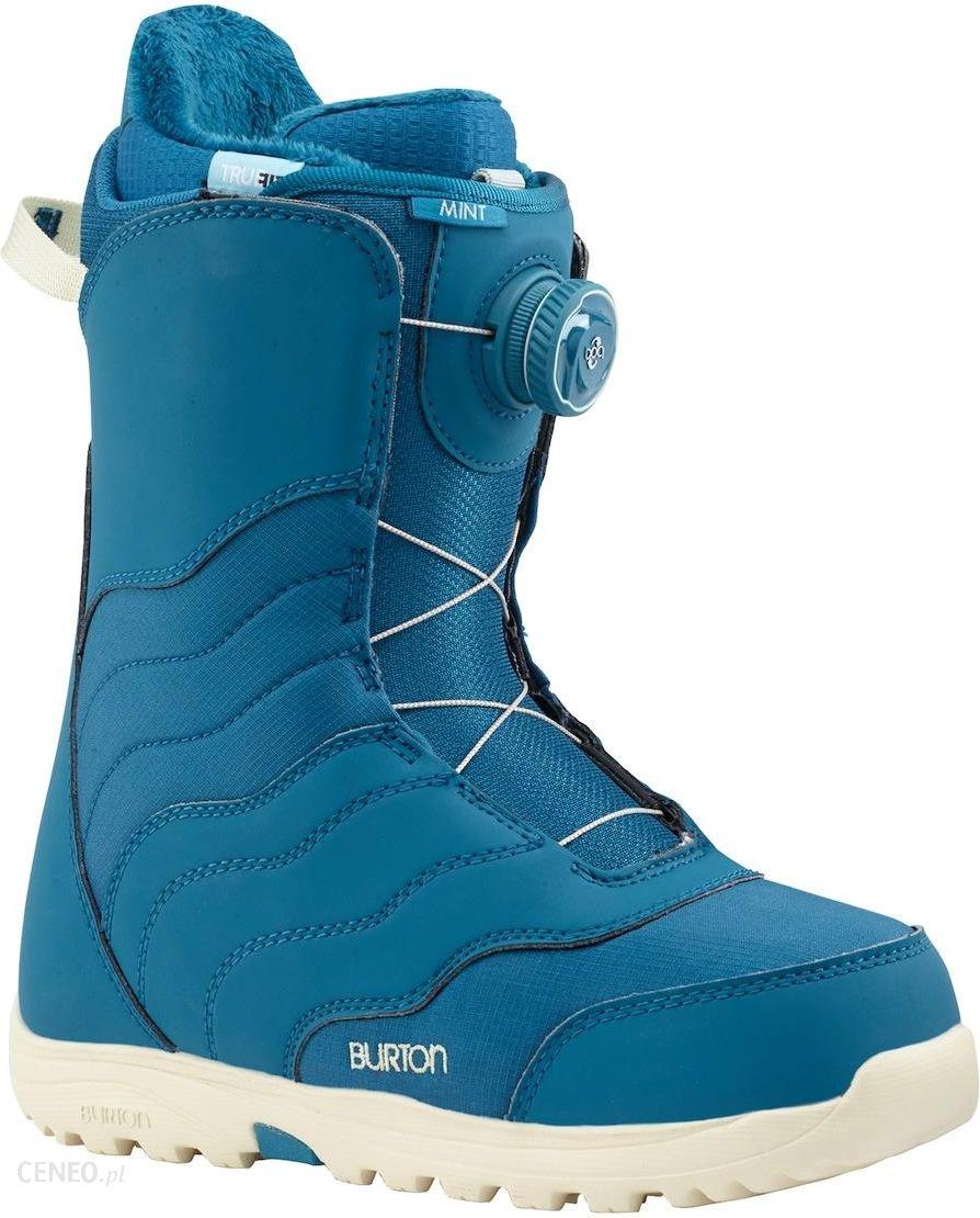Buty snowboardowe BURTON MINT BOA Blue 2018