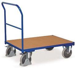 789cddc5fdf042 Rajapack Wózek Platformowy Udźwig 400Kg 880X500Mm