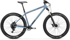 Kross Smooth Trail niebieski mat 27,5