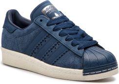 hot sale online a3761 24b2d Buty adidas - Superstar 80s W CG5932 ConavyConavyOwhite eobuwie