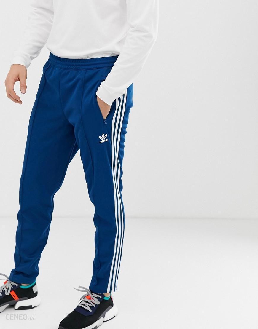 adidas Originals Beckenbauer Joggers DV1517 Navy Grey