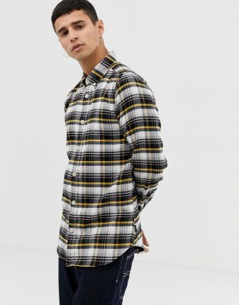 PS Paul Smith tailored fit checked shirt in multi Multi Ceneo.pl