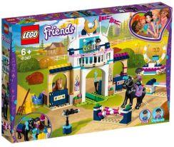 Klocki Lego Friends Skoki Przez Przeszkody Stephanie 41367 Ceny I