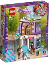 Lego Friends Atelier Emmy 41365