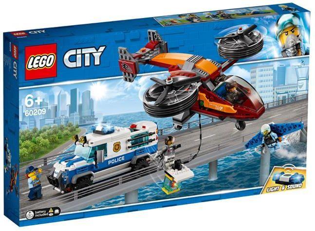 Klocki Lego City Rabunek Diamentów 60209 Ceny I Opinie Ceneopl