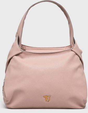 45b2c1a77688b Chloé Kobiety Torebka na ramię NILE MINAUDIÈRE logo skóra różowa ...